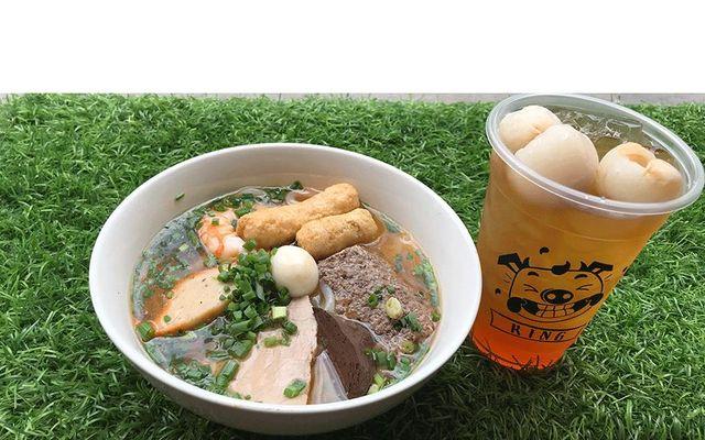 King - Trà Sữa & Bánh Canh Cua Đồng