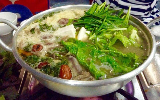 Lẩu Dê Cây Dừa - Bến Bình Đông