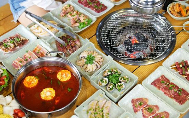 Cheep Eats - Buffet Nướng & Hải Sản - Mac Plaza Trần Phú