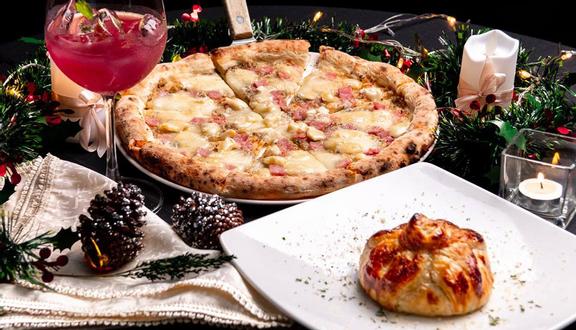 Pizza 4P's - Pizza Kiểu Nhật - Liễu Giai