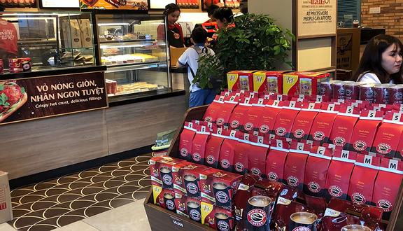 Highlands Coffee - Cà Phê Đóng Gói - No 7 Bình Tân FC