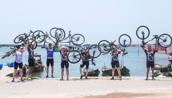 Bike Tour Hoi An - Grasshopper Adventures