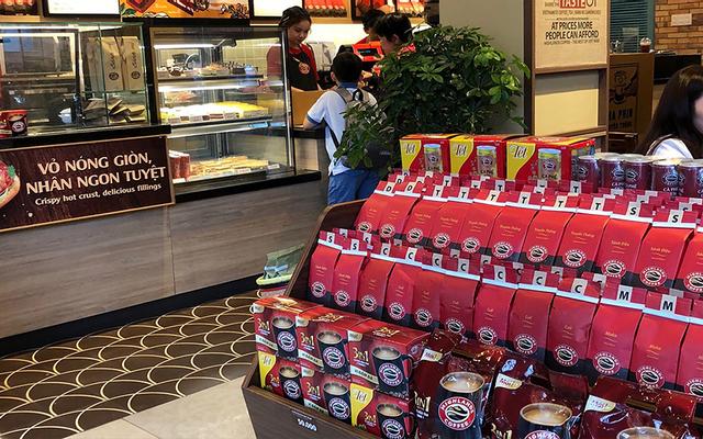 Highlands Coffee - Cà Phê Đóng Gói - 134 Tạ Uyên