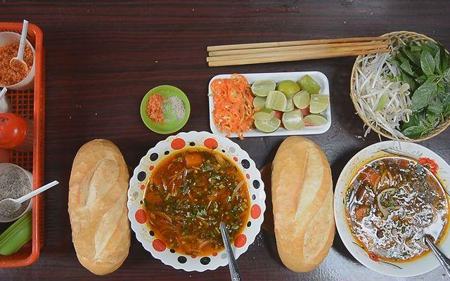 Bún Bò & Bò Kho - Bành Văn Trân