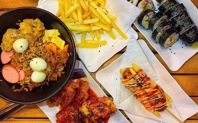 Quán Ăn Hàn Quốc Mr. Lei