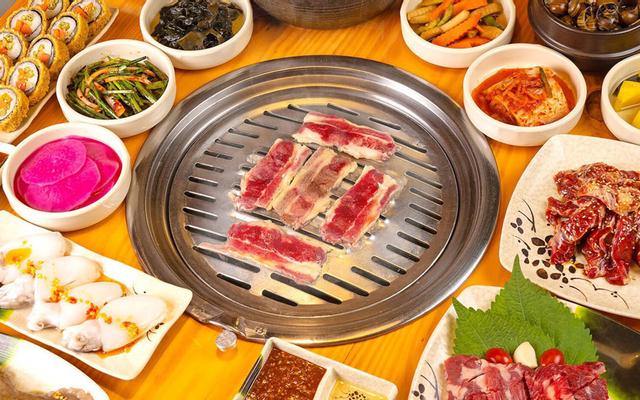 BBQ House - Buffet Nướng & Lẩu Hàn Quốc - Hoàng Hoa Thám