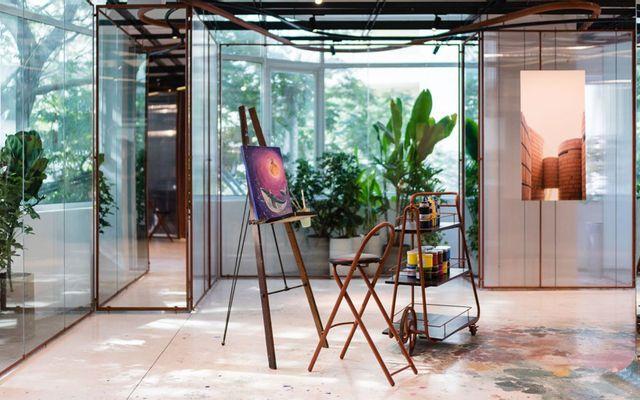 Tipsy Art Co - Working Art Space - Không Gian Sáng Tạo Nghệ Thuật