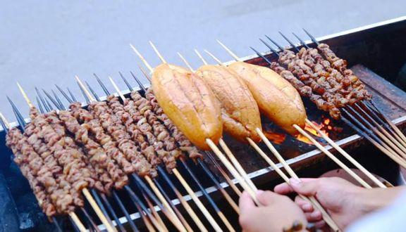Bánh Mì Nướng Lạng Sơn - Phan Thanh