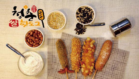 ChungChun Korean Hotdog Gạo