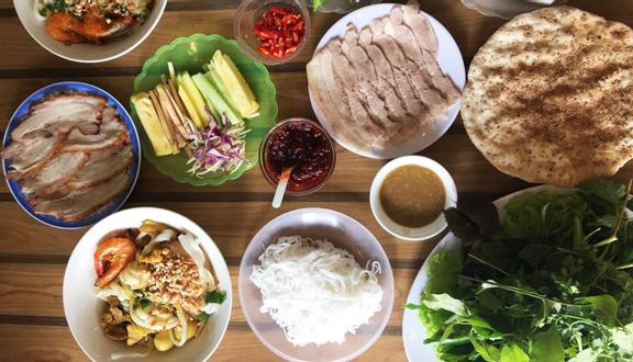 Cò Quán - Bánh Tráng Cuốn Thịt Heo - Nguyễn Văn Cừ