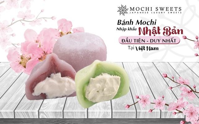 Mochi Sweets - Estella Place