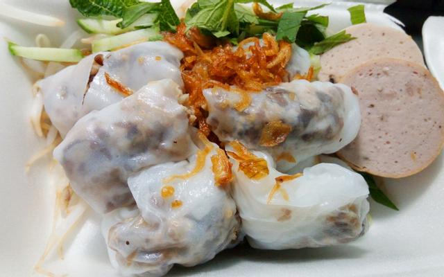 Bánh Cuốn Ba Miền - Bà Huyện Thanh Quan