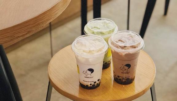 Heekcaa - Trà Sữa Đài Loan - Lò Siêu