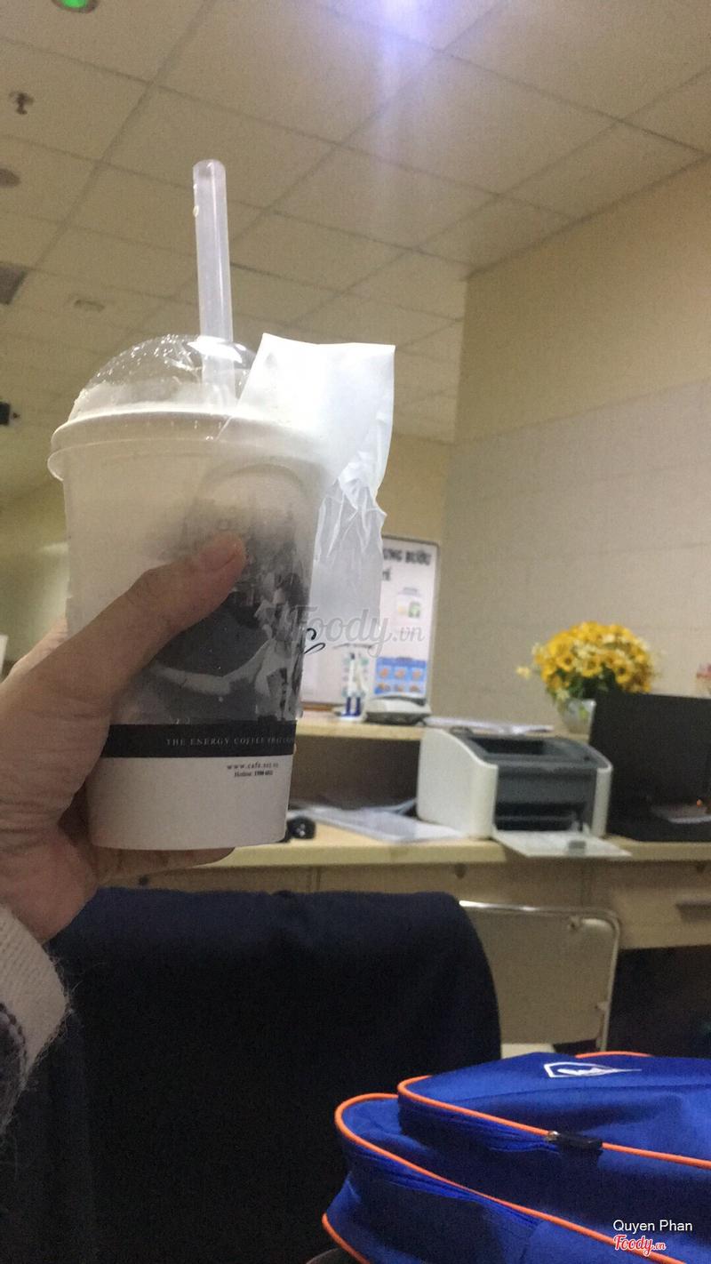 Sữa tươi trân châu đường thốt nốt :)
