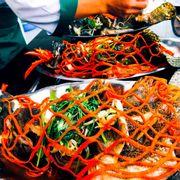 Cá mú hấp Hồng Kông