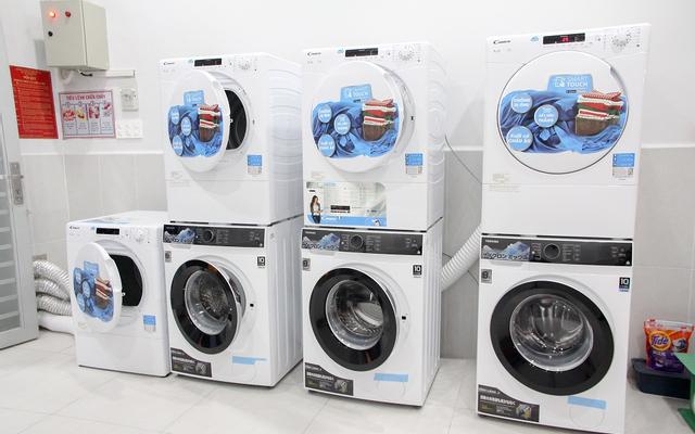 Giặt Sấy Chibi Laundromat