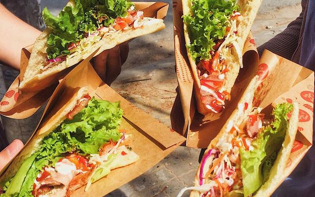 Kebab Torki - Cách Mạng Tháng 8