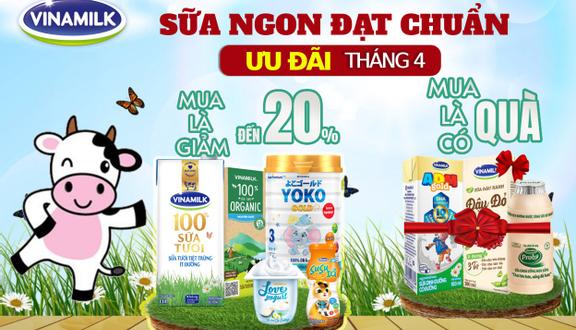 Vinamilk - Giấc Mơ Sữa Việt - Nguyễn Đình Chiểu - CH40061
