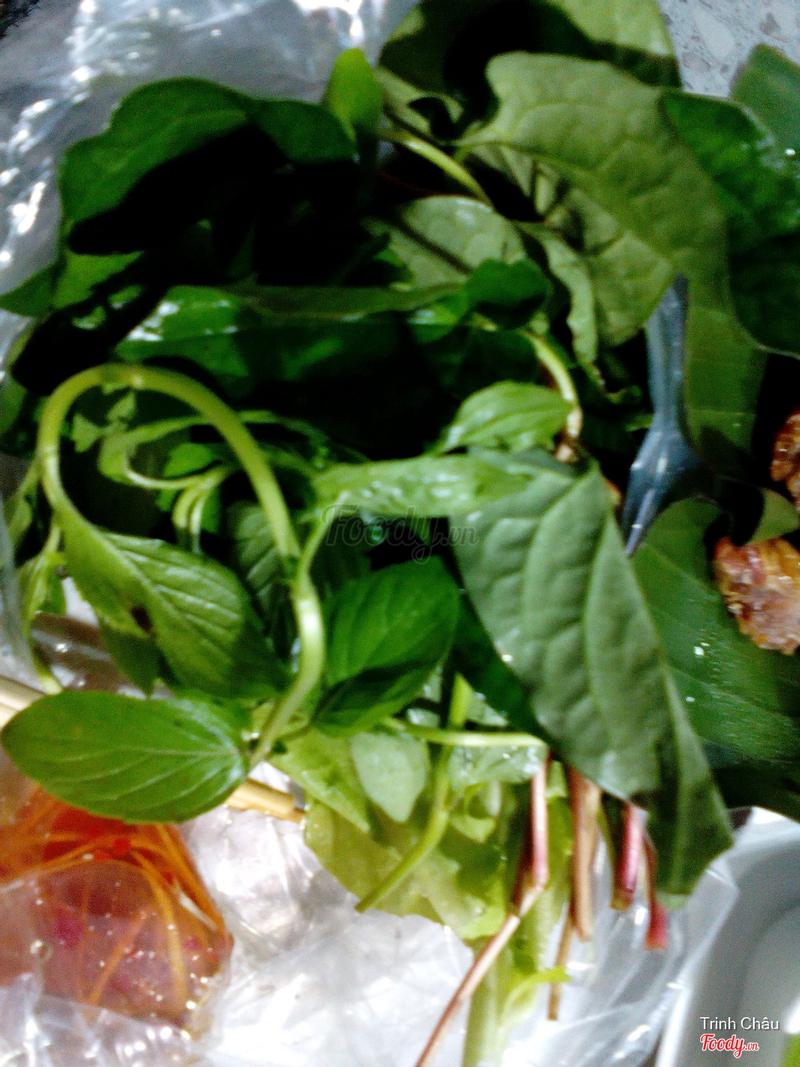 Rau dấp cá, rau thơm, rau xà lách