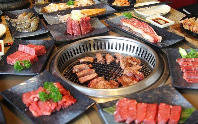 Sumo BBQ - Gigamall - Buffet Nướng & Lẩu