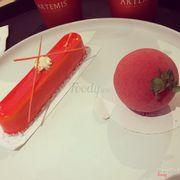 #strawberryfruit #mangocheese