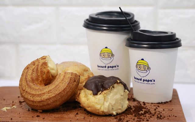 Beard Papa's - Estella Place