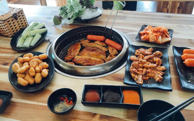 Nam Yang - Lẩu & Nướng Hàn Quốc