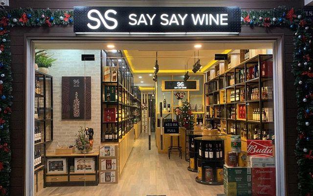 Say Say Wine