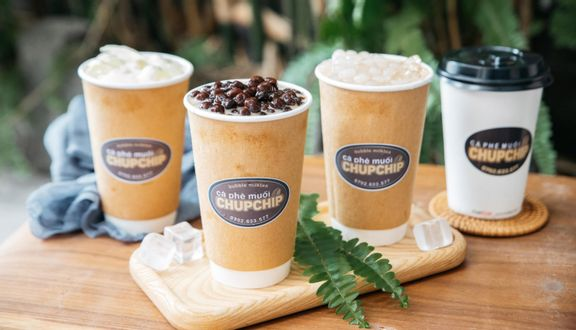 Cafe Muối Chupchip - Shop Online