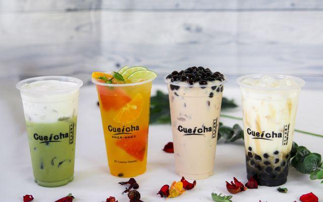 Trà Sữa Cueicha - Ung Văn Khiêm