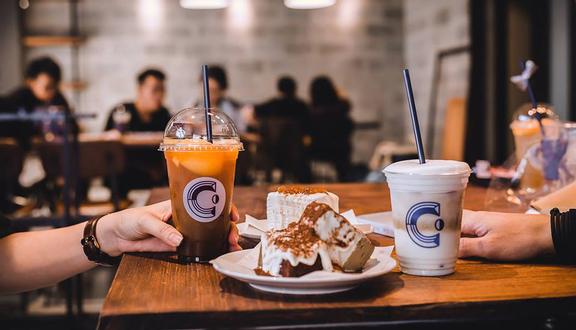 Cheese Coffee - Hoa Lan