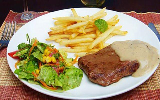 The Temptation Restaurant - French Restaurant