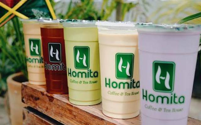 Homita - Coffee & Tea - Đường 22 Tháng 8