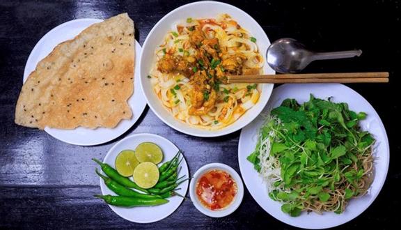 Mỳ quảng Cam Ranh
