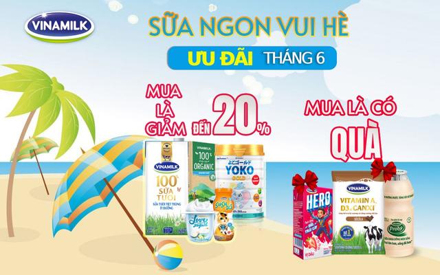 Vinamilk - Giấc Mơ Sữa Việt - 89 CMT8 - CH40021