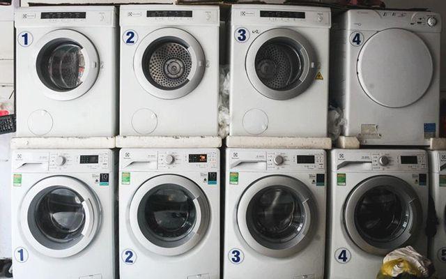 Giặt Sấy Bob - Lê Hồng Phong