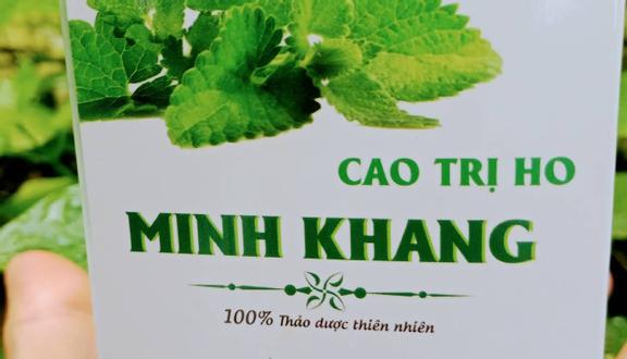 Minh Khang - Cao Trị Ho Gia Truyền - Shop Online