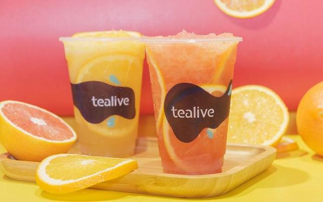 Trà Sữa Tealive - Giga Mall