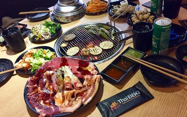 Thái BBQ Buffet - Sun Ancora Plaza Lương Yên