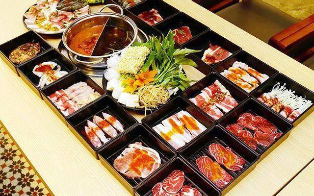 Thái BBQ Buffet - Royal City