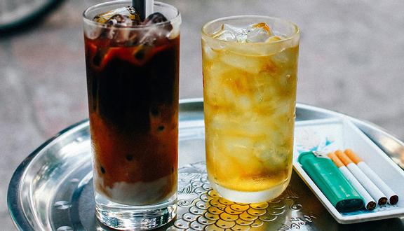 Cafe, Giải Khát & Điểm Tâm Sáng