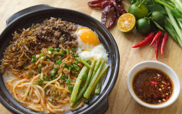 Pan Mì Gia - Mì Malaysia - Cao Đạt
