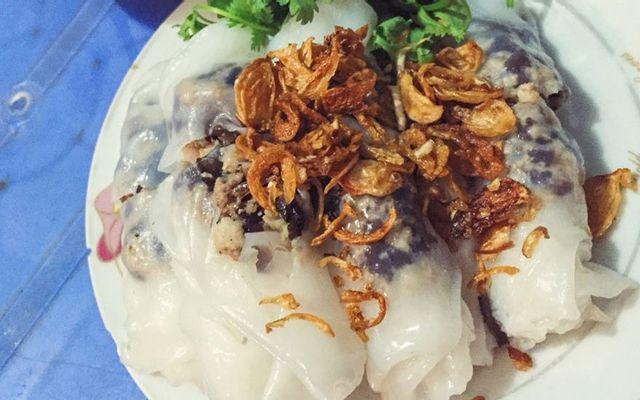 Bánh Cuốn Nóng Không Hàn The - Nguyễn Khoái