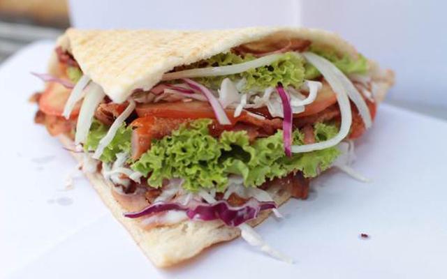 Bà Mùi - Bánh Mì Thổ Nhĩ Kỳ