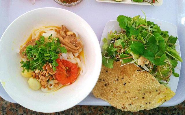 Mì Quảng Mỹ Sơn - Nguyễn Ái Quốc