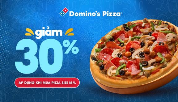 Domino's Pizza - Lê Thị Hà