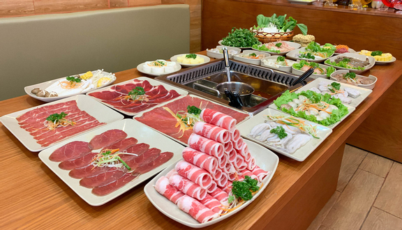 Lai Ming Hotpot The World - Buffet Lẩu Hồng Kông