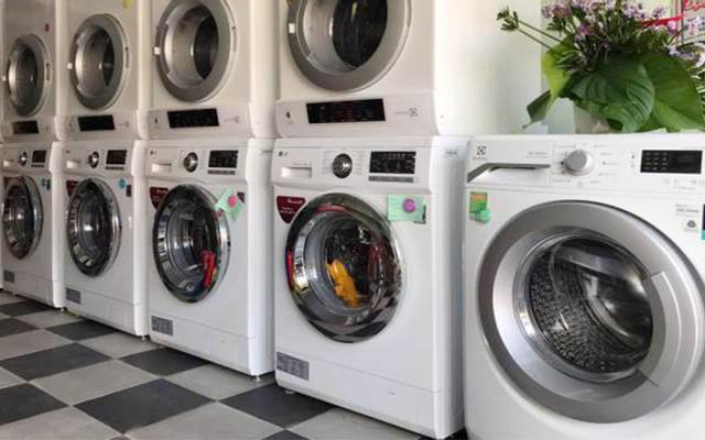 Giặt Sấy Rinbo