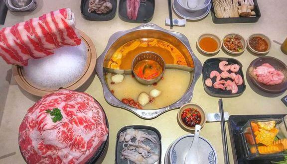 Manwah Taiwanese Hotpot - Gigamall