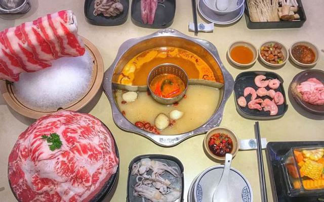 Manwah Taiwanese Hotpot - Cao Thắng Mall
